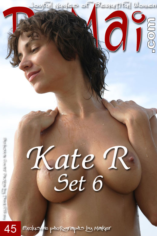 Kate R - `Set 6` - by Maker for DOMAI