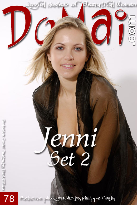 Jenni - `Set 2` - by Philippe Carly for DOMAI