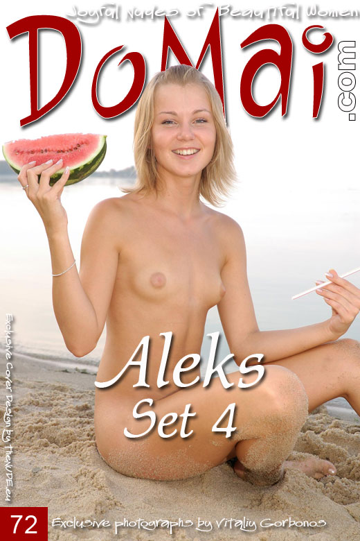 Aleks - `Set 4` - by Vitaliy Gorbonos for DOMAI