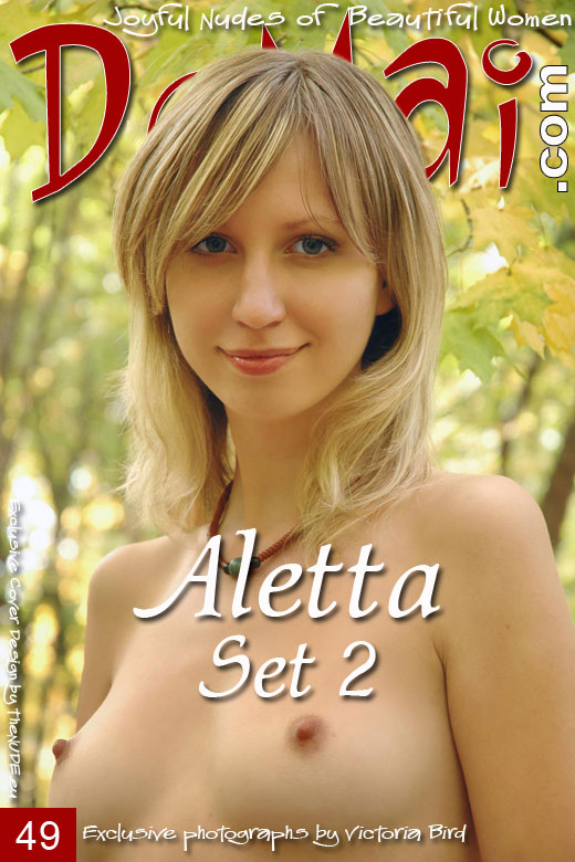 Aletta - `Set 2` - by Victoria Bird for DOMAI