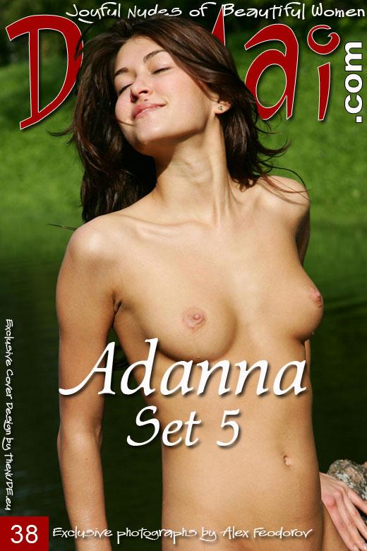 Adanna - `Set 5` - by Alex Feodorov for DOMAI