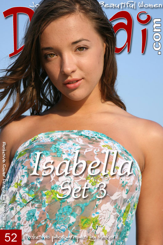 Isabella - `Set 3` - by Maker for DOMAI