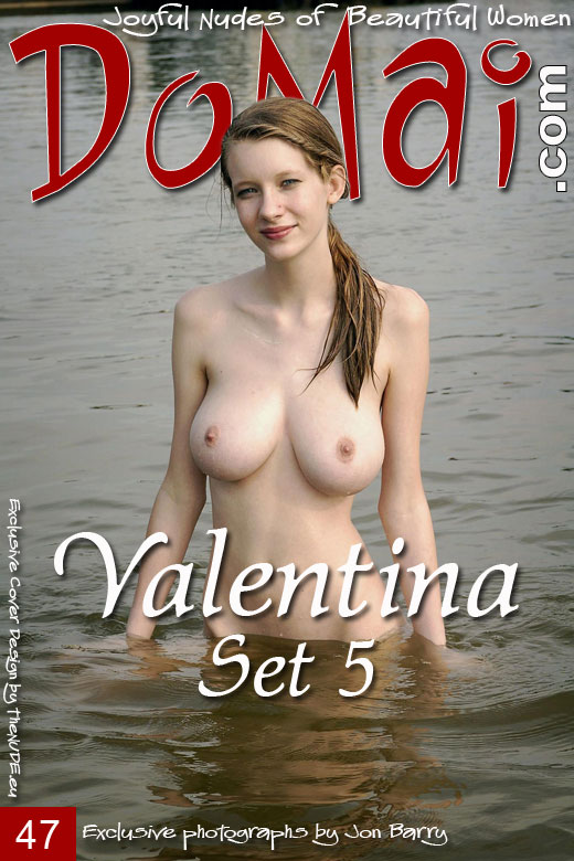 Valentina - `Set 5` - by Jon Barry for DOMAI