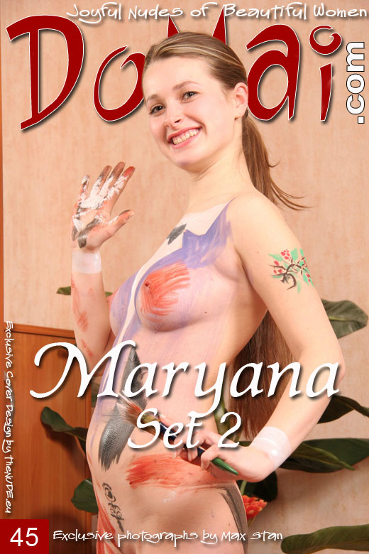 Maryana - `Set 2` - by Max Stan for DOMAI