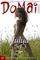 Julya - Set 3