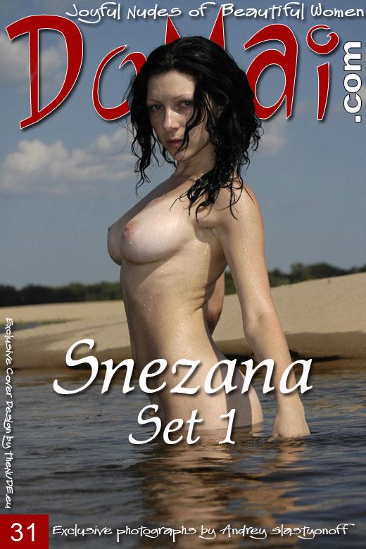 Snezana - `Set 1` - by Andrey Slastyonoff for DOMAI