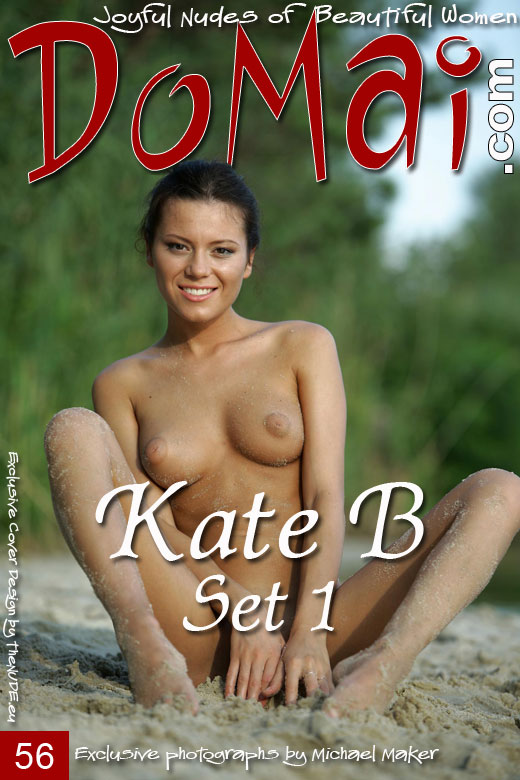 Kate B - `Set 1` - by Michael Maker for DOMAI