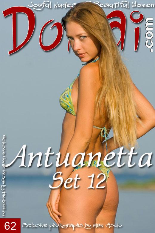 Antuanetta - `Set 12` - by Max Asolo for DOMAI