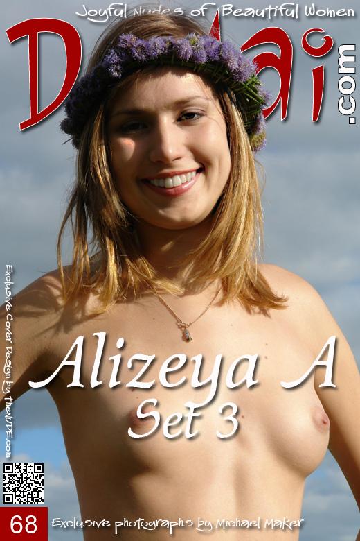 Aliz - `Set 3` - by Michael Maker for DOMAI