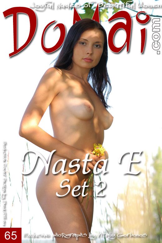 Nasta E - `Set 2` - by Vitaliy Gorbonos for DOMAI