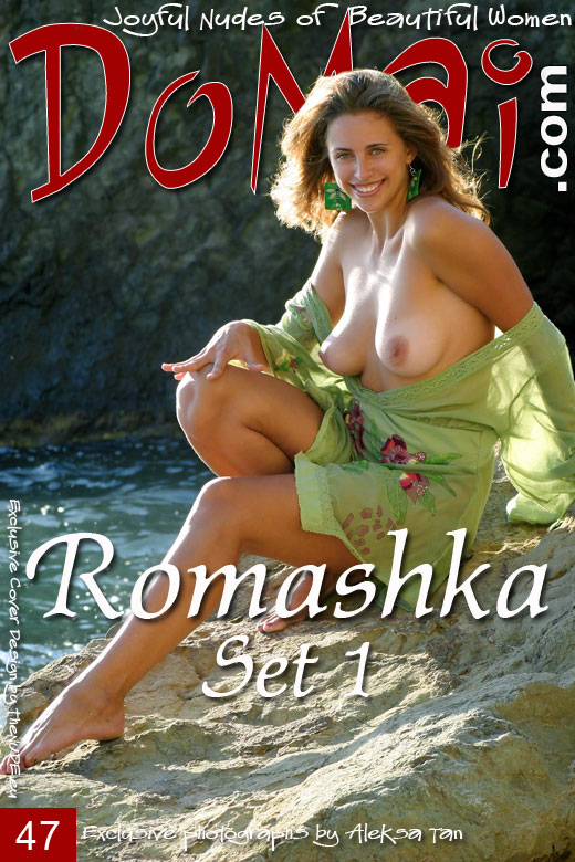 Romashka - `Set 1` - by Aleksa Tan for DOMAI