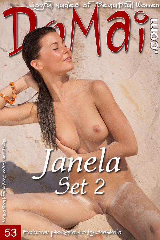 Janela - `Set 2` - by Shambala for DOMAI