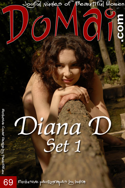 Diana D - `Set 1` - by Indra for DOMAI