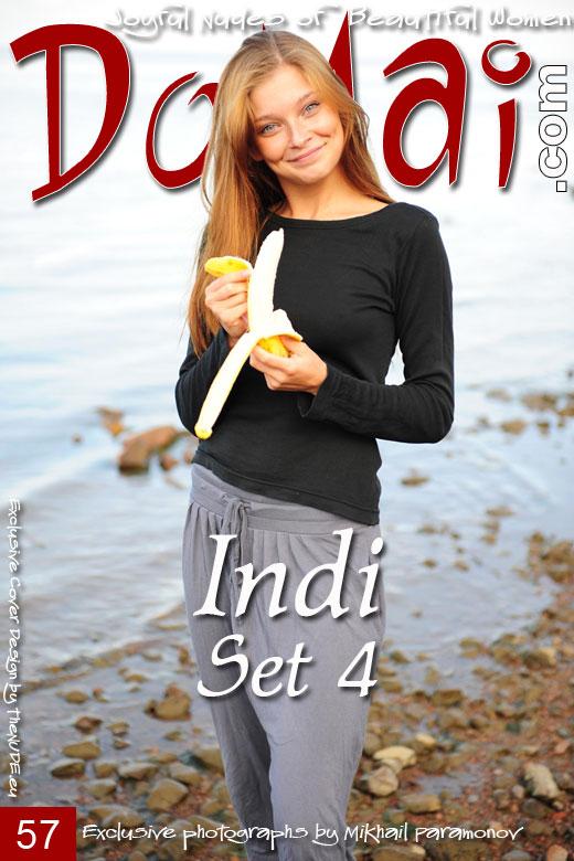 Indi - `Set 4` - by Mikhail Paramonov for DOMAI