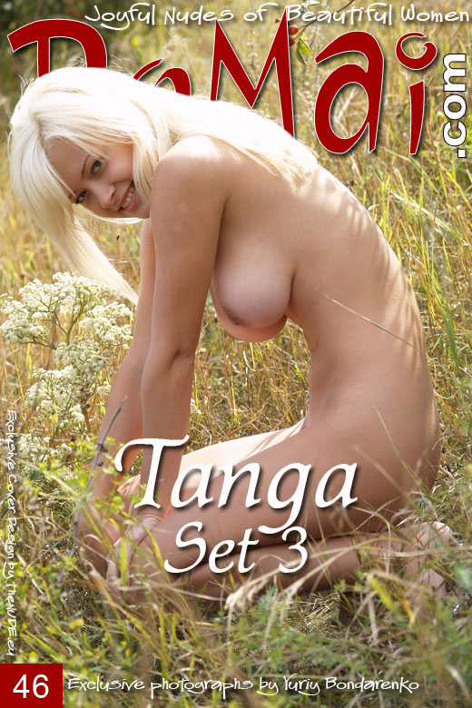 Tanga - `Set 3` - by Yuriy Bondarenko for DOMAI