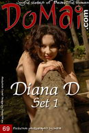 Diana D in Set 1 gallery from DOMAI by Indra