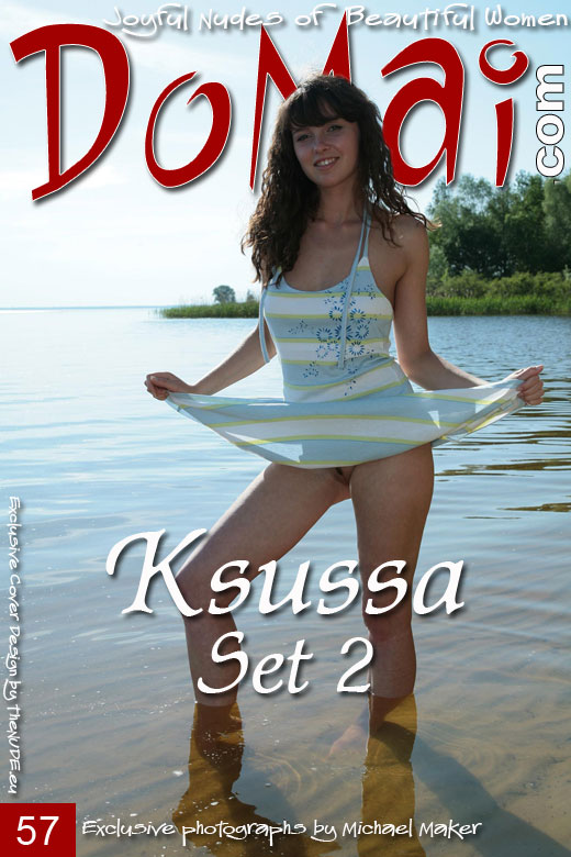 Ksussa - `Set 2` - by Michael Maker for DOMAI