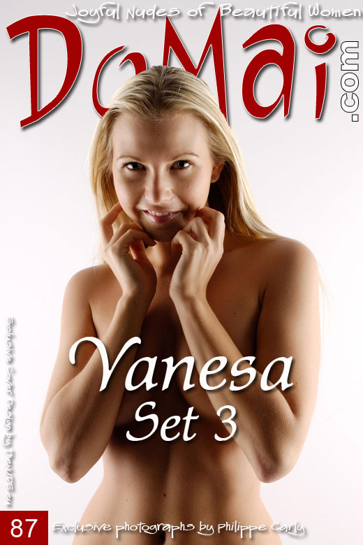 Vanesa - `Set 3` - by Philippe Carly for DOMAI
