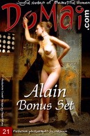 Alain in Bonus Set gallery from DOMAI
