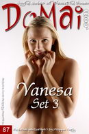 Vanesa in Set 3 gallery from DOMAI by Philippe Carly