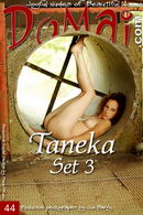 Taneka in Set 3 gallery from DOMAI by Jon Barry