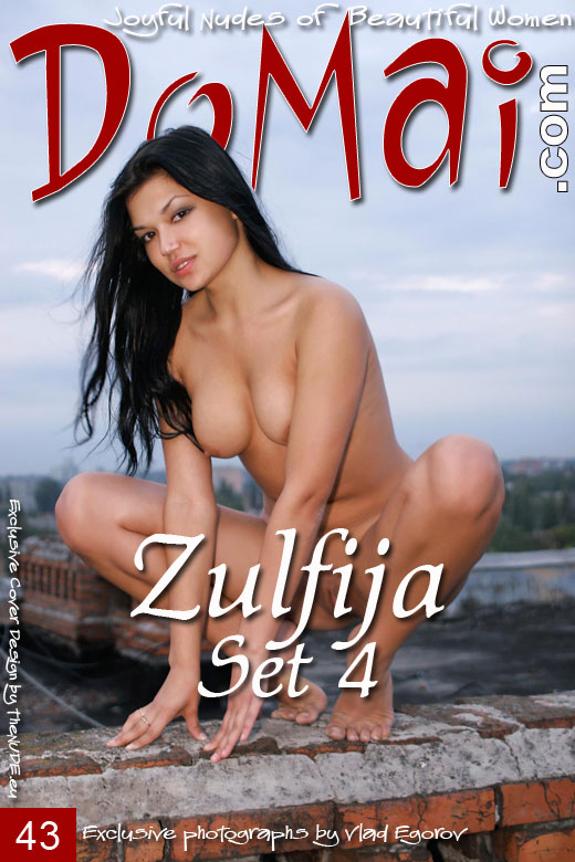 Zulfija - `Set 4` - by Vlad Egorov for DOMAI