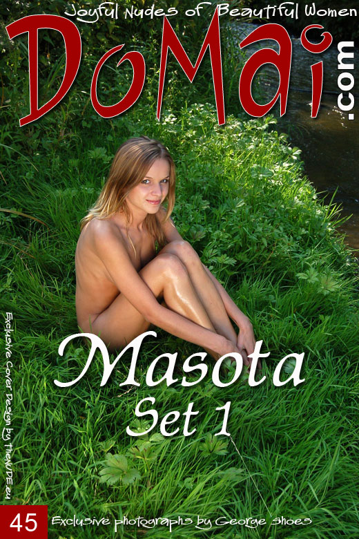 Masota - `Set 1` - by George Shoes for DOMAI