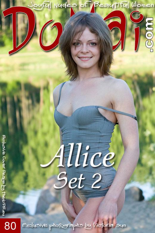 Allice - `Set 2` - by Viktoria Sun for DOMAI