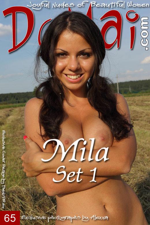 Mila - `Set 1` - by Alexxa for DOMAI