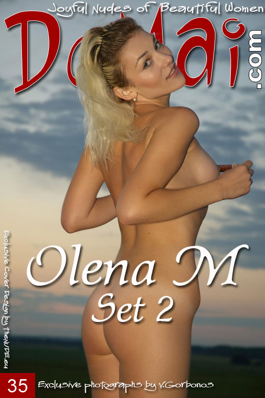 Olena M - `Set 2` - by V.Gorbonos for DOMAI