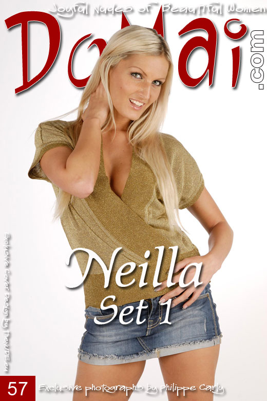 Neilla - `Set 1` - by Philippe Carly for DOMAI