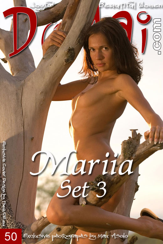 Mariia - `Set 3` - by Max Asolo for DOMAI