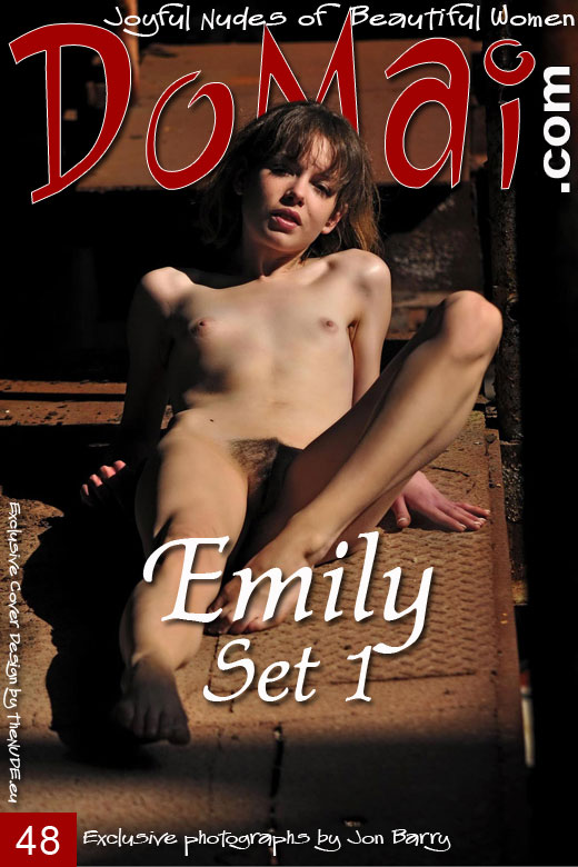 Emily - `Set 1` - by Jon Barry for DOMAI