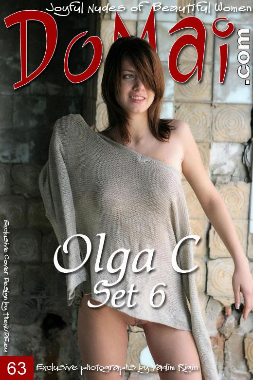 Olga C - `Set 6` - by Vadim Rigin for DOMAI