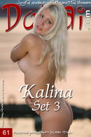 Kalina in Set 3 gallery from DOMAI by Max Asolo