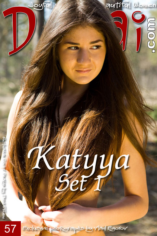 Katyya - `Set 1` - by Vlad Egorov for DOMAI
