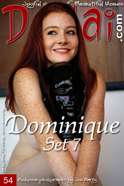 Dominique - `Set 7` - by Jon Barry for DOMAI