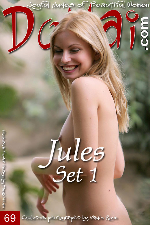 Jules - `Set 1` - by Vadim Rigin for DOMAI
