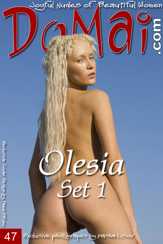Olesia - `Set 1` - by Pasha Lisov for DOMAI