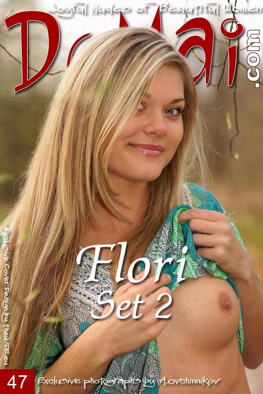 Flori - `Set 2` - by A.Ovchinnikov for DOMAI