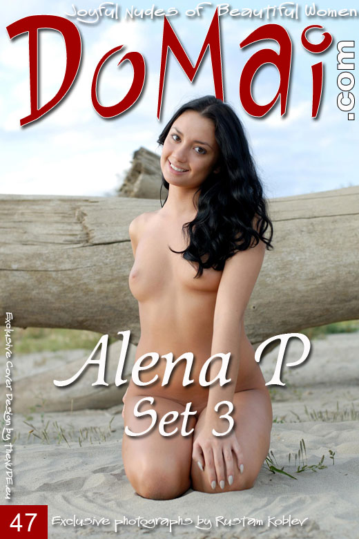 Alena P - `Set 3` - by Rustam Koblev for DOMAI