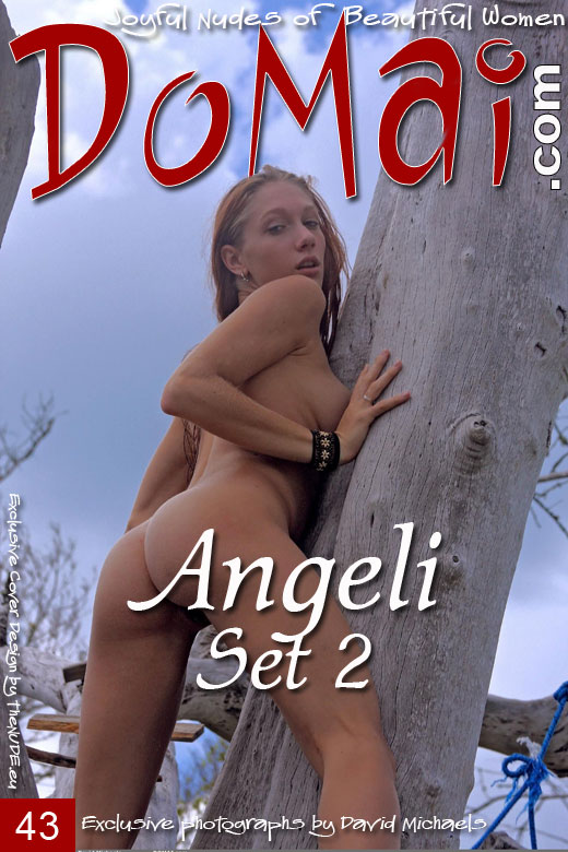 Angeli - `Set 2` - by David Michaels for DOMAI
