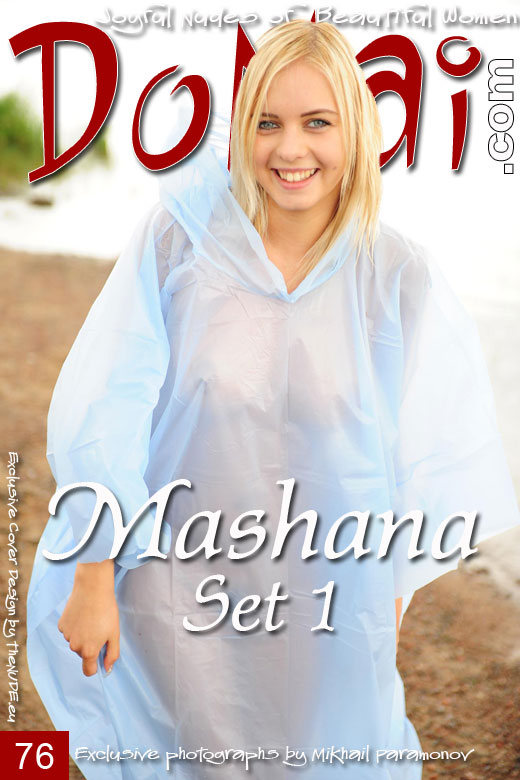 Mashana - `Set 1` - by Mikhail Paramonov for DOMAI