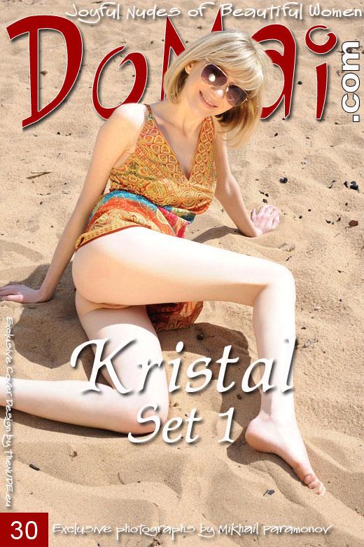 Kristal - `Set 1` - by Mikhail Paramonov for DOMAI