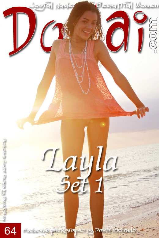 Layla - `Set 1` - by David Michaels for DOMAI