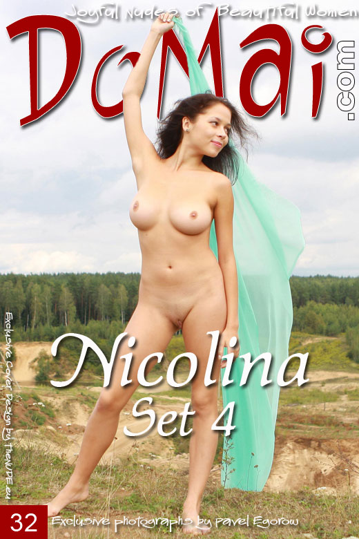 Nicolina - `Set 4` - by Pavel Egorow for DOMAI