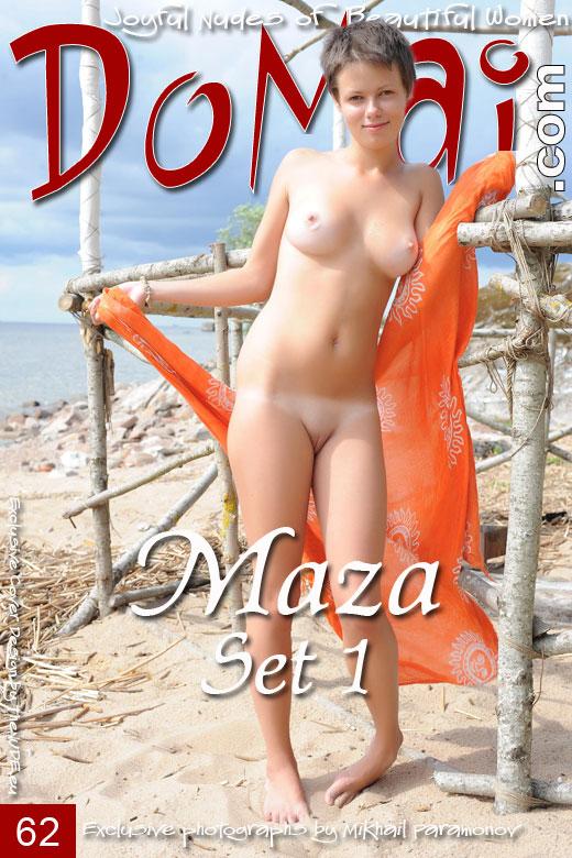 Maza - `Set 1` - by Mikhail Paramonov for DOMAI