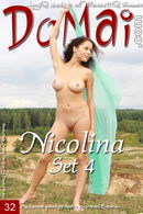 Nicolina in Set 4 gallery from DOMAI by Pavel Egorow