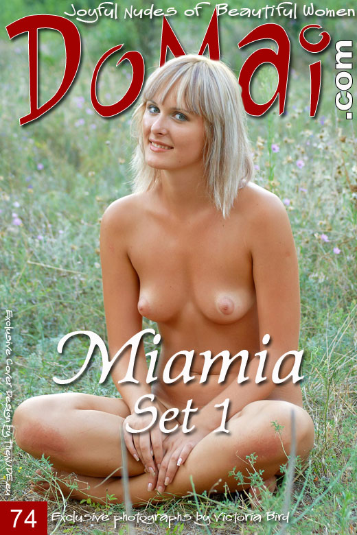 Miamia - `Set 1` - by Victoria Bird for DOMAI