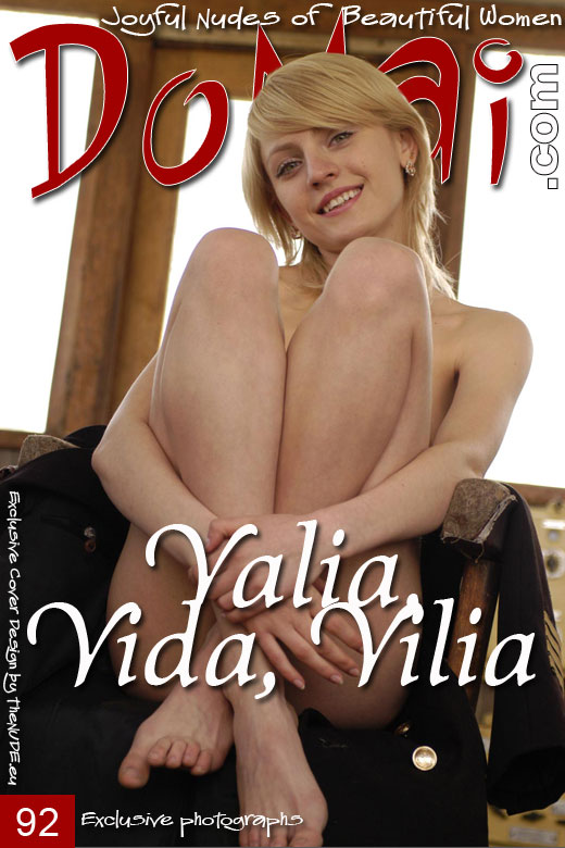Valia & Vida & Vilia - `Set 1` - for DOMAI